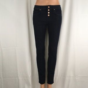 LOFT Modern Skinny size 25/0 ( Very Good )